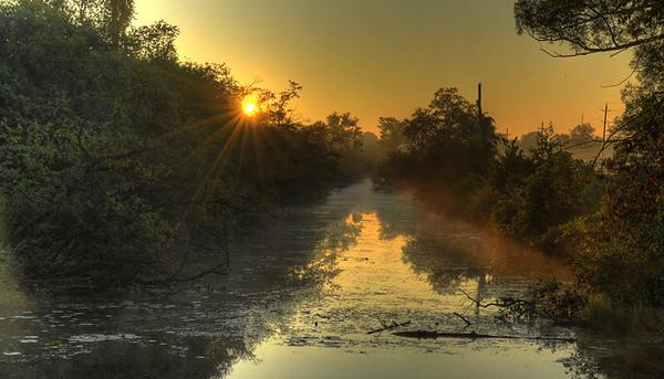 Canal Sunrise