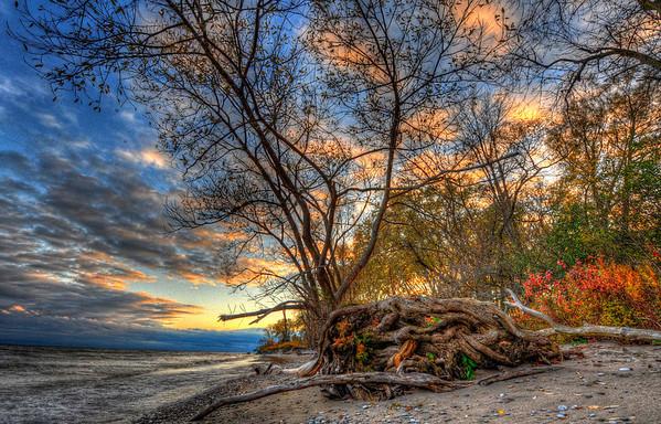 Lake Ontario Sunset