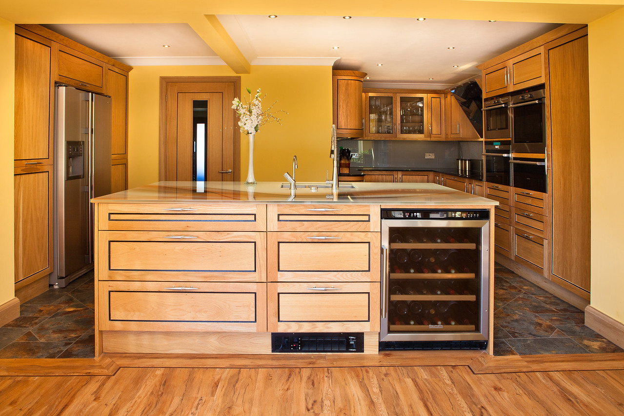 Bespoke Kitchens by Nicholas Paul Carpentry