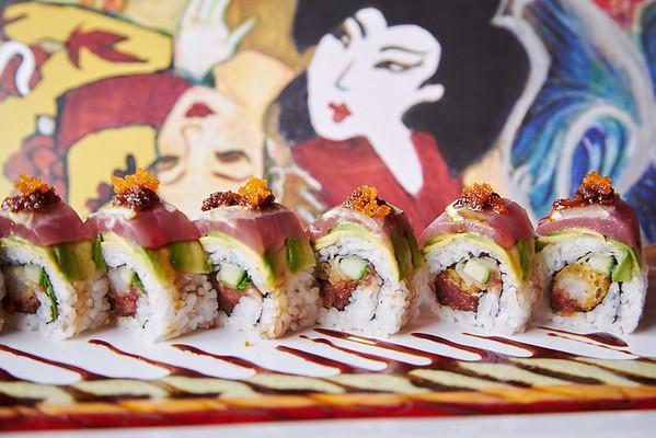 Sapa Sushi - Salt Lake City food photography