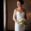 Bride portrait at The Hotel du Vin in Brighton