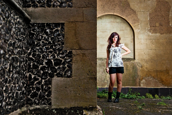Model Portfolio Portraits