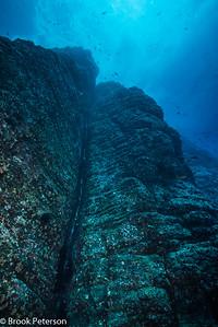Roca Partida Cliff