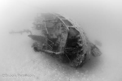 Voyager Wreck