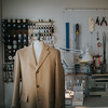 Bespoke Jacket in Workshop
