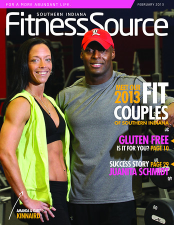 February 2013<br /> Southern Indiana Fitness Source Cover