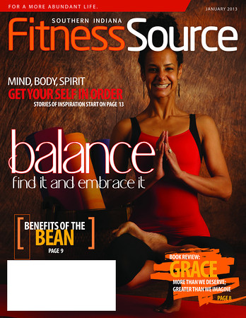 January 2013<br /> Southern Indiana Fitness Source Cover