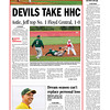 News and Tribune Sports Front page<br /> May 13, 2013