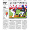 News and Tribune Sports Front page<br /> May 16, 2013