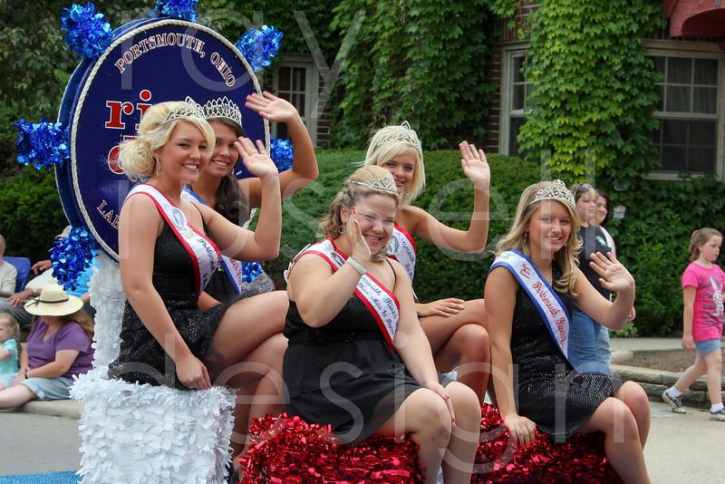 2009 Miss Ohio Parade - Photo-8