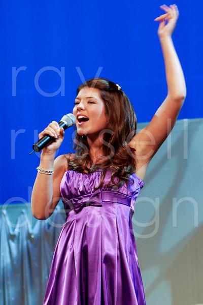 2009 Miss Ohio Outstanding Teen Scholarship Program - Rehearsals