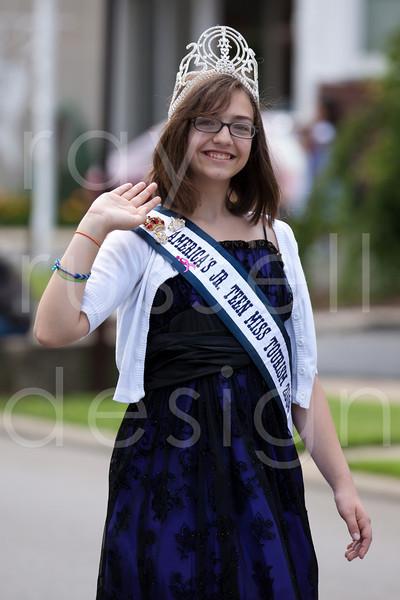 2010 Miss Ohio Parade - Photo -6