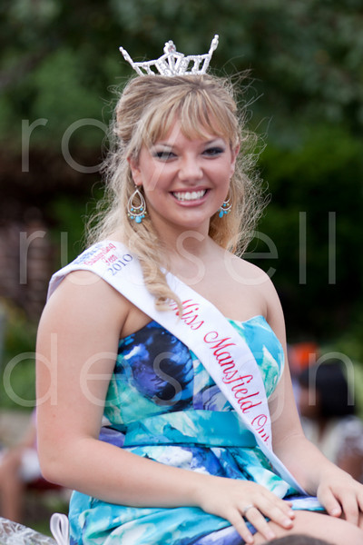 2010 Miss Ohio Parade - Photo -16