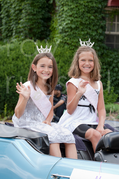 2010 Miss Ohio Parade - Photo -3