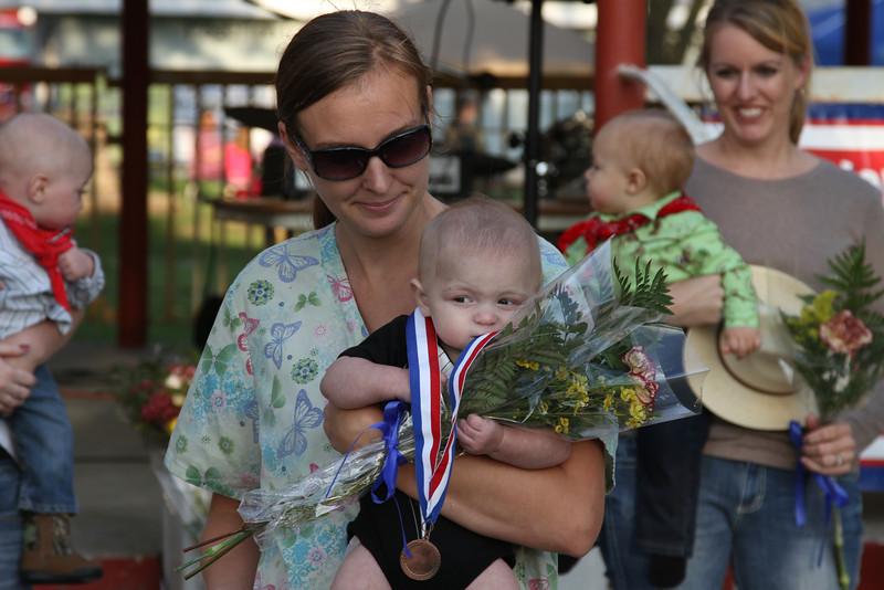 Pioneer Pageant - Edgerton Pioneer Days 9 7 2012