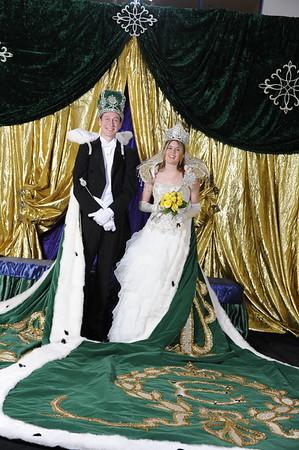 Family Portrait from Coronation 2016