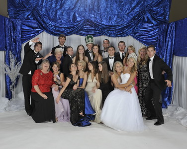 Family Portraits King & Queen Ball 2015