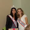2013 Mrs Missouri America and Mrs Kansas America Pageant Awards Breakfast, Sunday, March 3, 2013<br /> Elizabeth Stephens (Mrs Kansas America 2013) and Bobbie Padgett (Mrs Kansas America 2012)