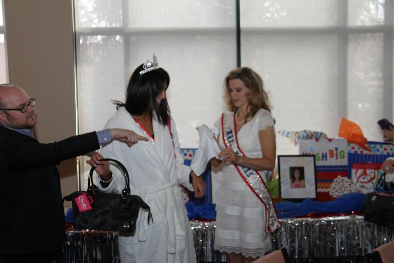 2013 Mrs Missouri America and Mrs Kansas America Pageant Awards Breakfast, Sunday, March 3, 2013<br /> Dustin Rennells with Elizabeth Stephens (Mrs Kansas America 2013) and Bobbie Padgett (Mrs Kansas America 2012)