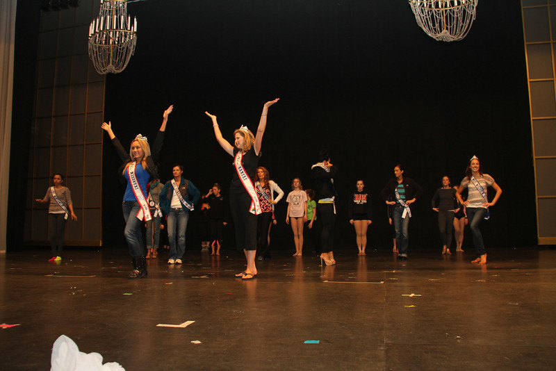 2013 Mrs Missouri America and Mrs Kansas America Pageant Saturday activities prior to pageant, Saturday, March 2, 2013