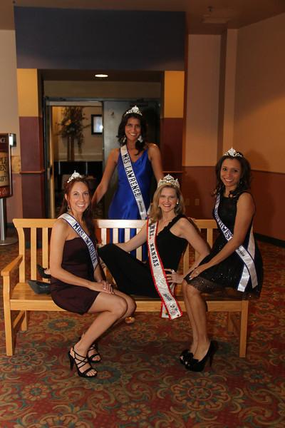 2013 Mrs Missouri America and Mrs Kansas America Pageant Thursday activities, Thursday, February 28, 2013