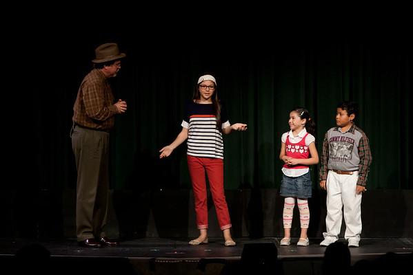 Children's Pageant - 2012