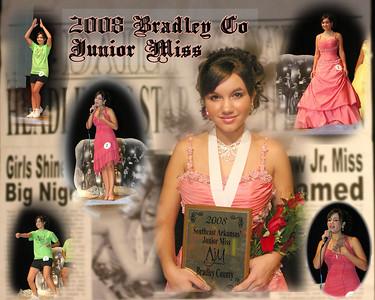 2008 Junior miss Preliminary