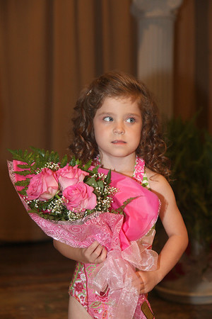 Little Miss Pink Tomato Pageant