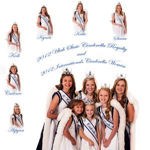 2012 Utah State Cinderella Royalty Montage