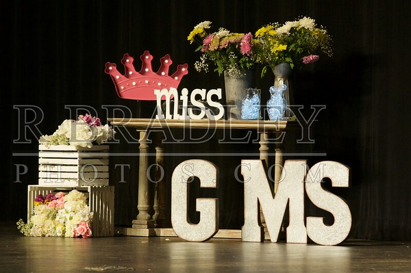 Gettys Middle School 2018 -- On Stage Photos