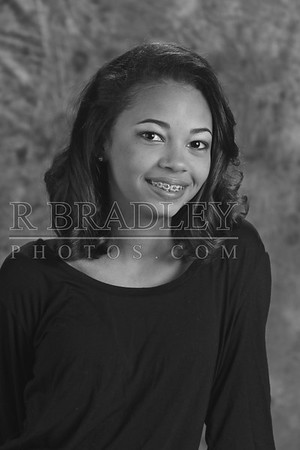Gettys Middle School 2018 -- Miss Photogenic