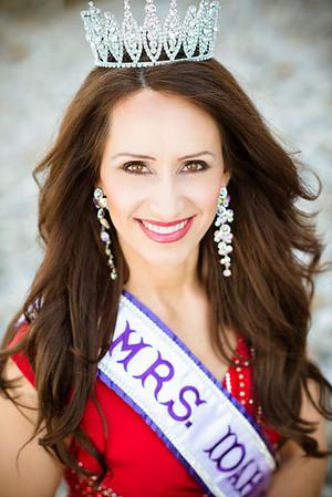 Randi Ritchie - Mrs. Idaho International 2013