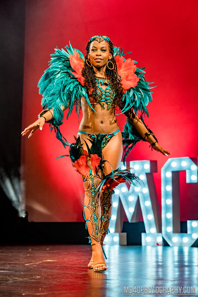 Miss Caribbean UK 2017 Beauty Pageant