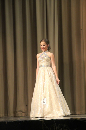 Preteen Miss Pageant