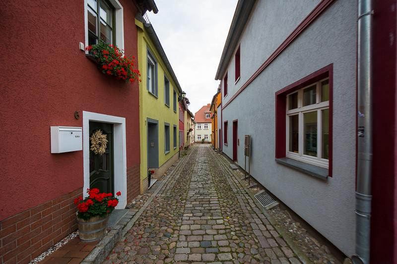 Street View, Waren, Germany