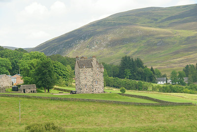 Traditionelles Haus