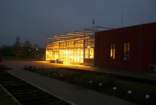 Gewächshaus des IAEW