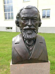 Julius Kühn (1825 - 1910) Gründer der Landwirtschaft an der Universität