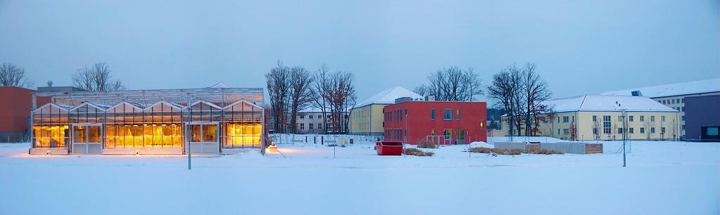 Institut für Agrar- und Ernährungswissenschaften am Weinbergcampus