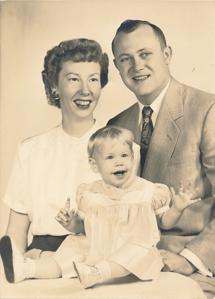 Millie and Roger Rowland, probably Ft Worth TX