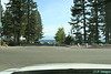 Looking at Lake Tahoe and the park where the rest stop will be from Coon Ave.