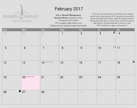 United States January 2017 - January 2018