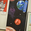 """Cece Passalacqua created """"Blood Moon,"""" who is a third grade art student at Teutopolis Grade School. She received a first place award on this piece. Dawn Schabbing photo"""