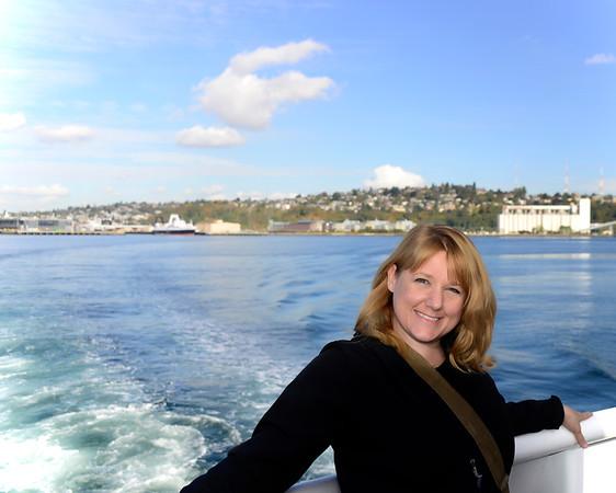 Harbor Tour in Seattle, Washington