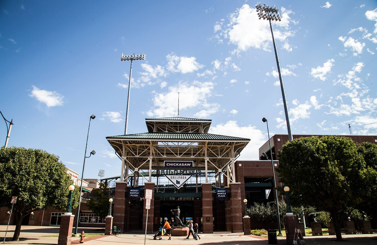 Architectural Photography, Pics by Darah| Chickasaw Ballpark Stadium  | Fort Collins, CO Photographer | Fort Collins, CO Photographer
