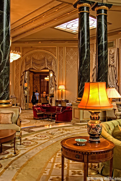 Hotel Palais - Barcelona, Spain (we stayed here for 3 nights)