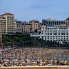 Beach - Hotel Du Palais - Biarritz, France