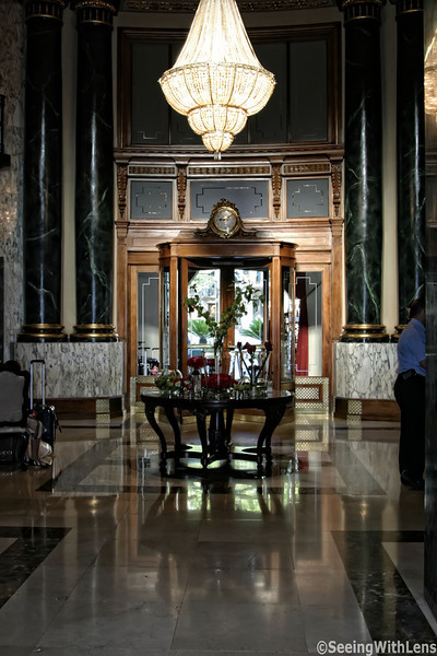El Palace Hotel Barcelona, Spain