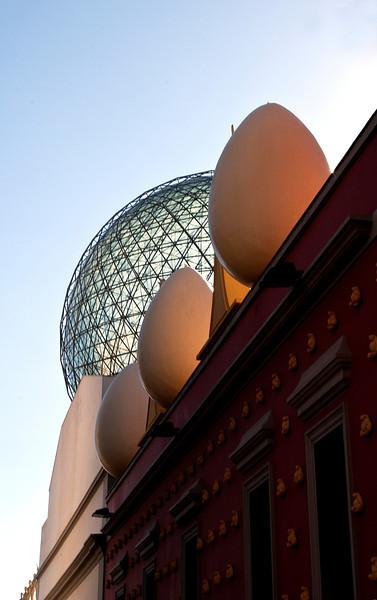 Salvadore Dali Museum - Figueres, Spain