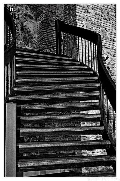 Staircase - Salvador Dali's Museum